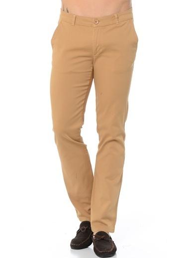 T-Box Pantolon Camel